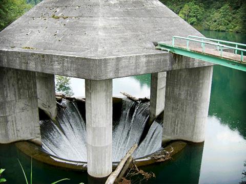 大津岐ダム