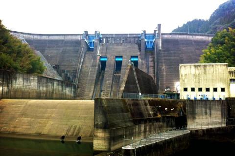 緑川ダム01