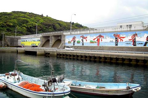 鷹島ダム01