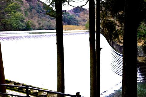 白水ダム01