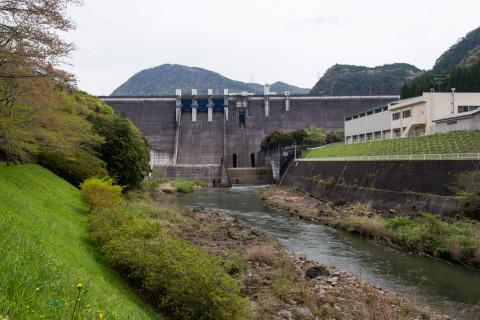 耶馬溪ダム01