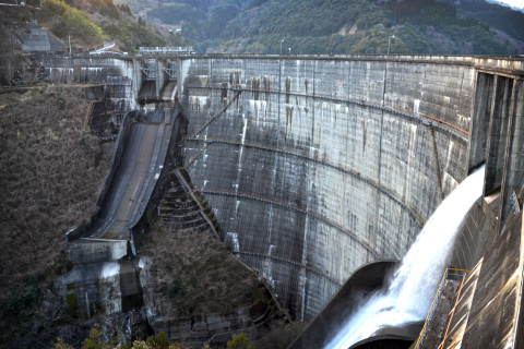 上椎葉ダム02