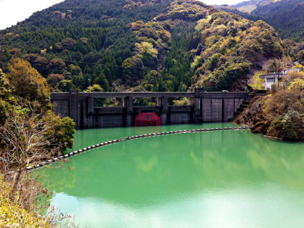亀川ダム03