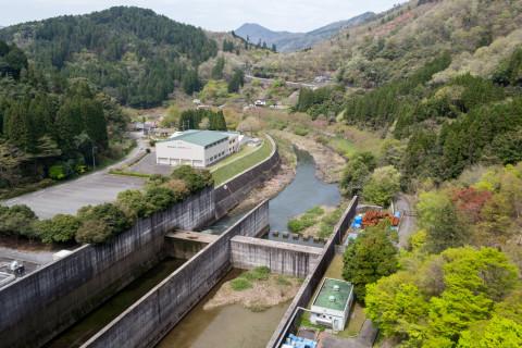 耶馬溪ダム03