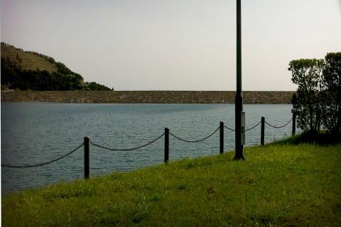 天山ダム01