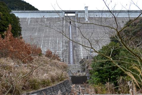 上津浦ダム01