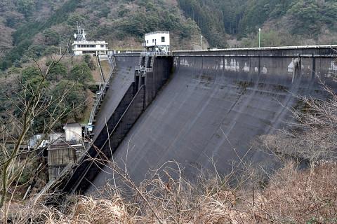 南畑ダム01