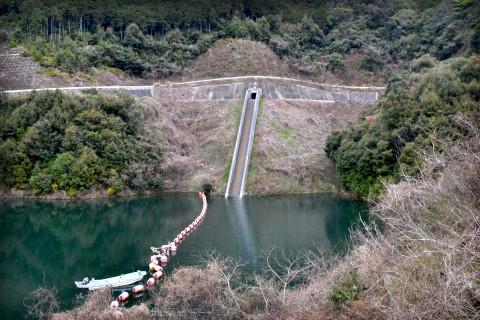 上津浦ダム03