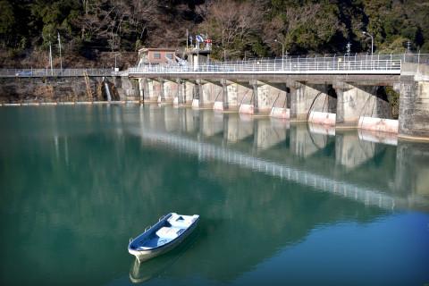 岩屋戸ダム02