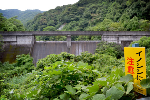 西河内ダム02