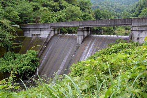 西河内ダム01