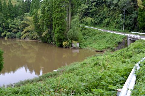 溜池2号ダム02