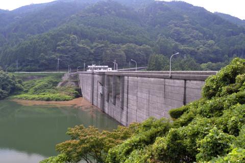 岩屋河内ダム02