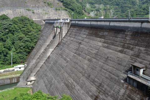 岩屋河内ダム01
