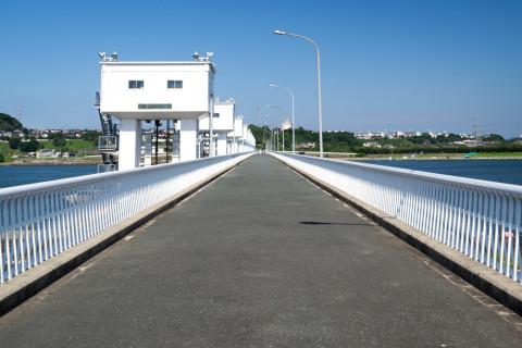 遠賀川河口堰03