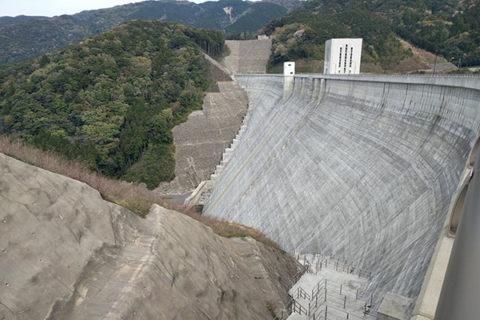 五ケ山ダム02