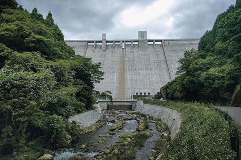 五ケ山ダム01